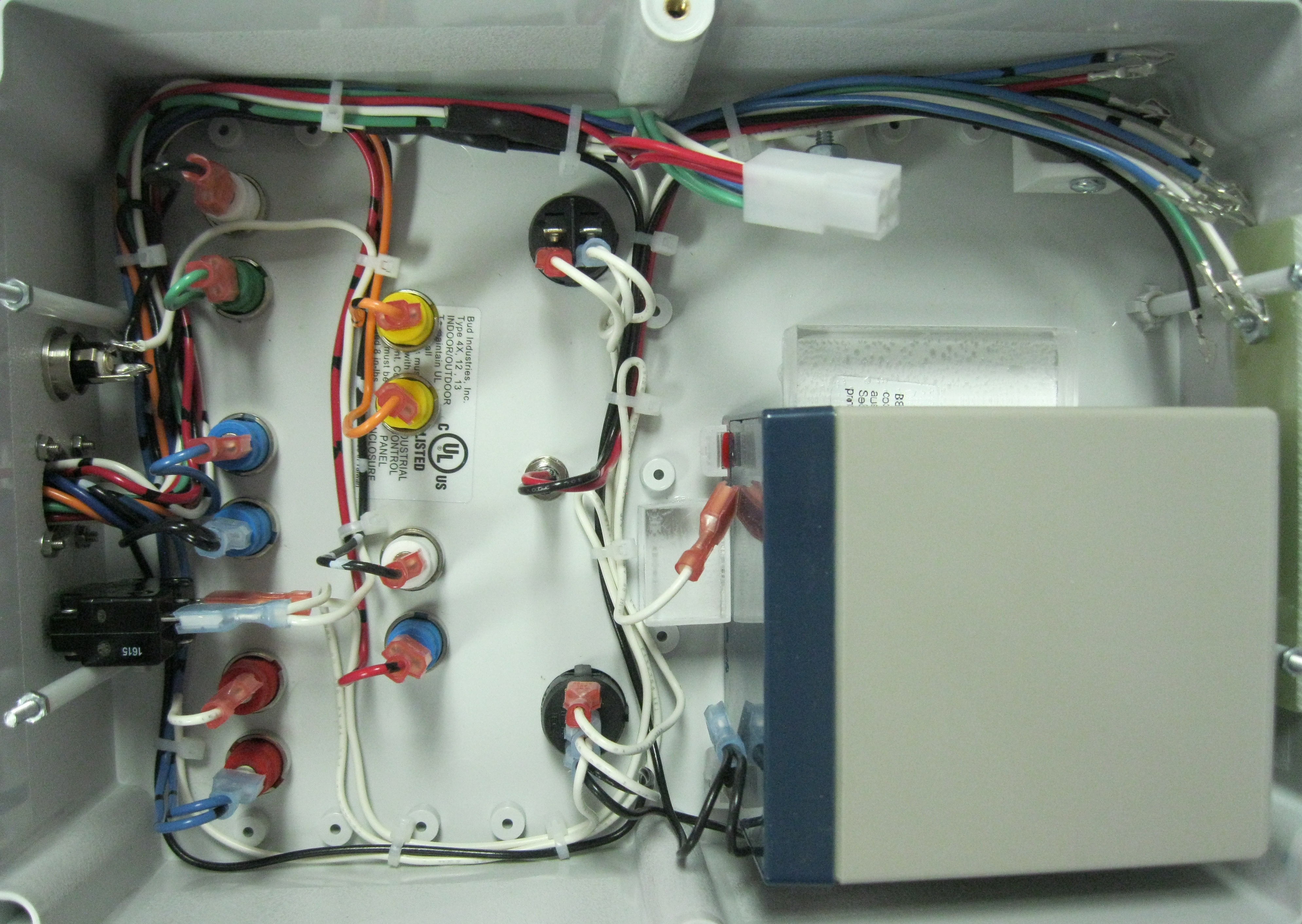 Electrical Box Builds